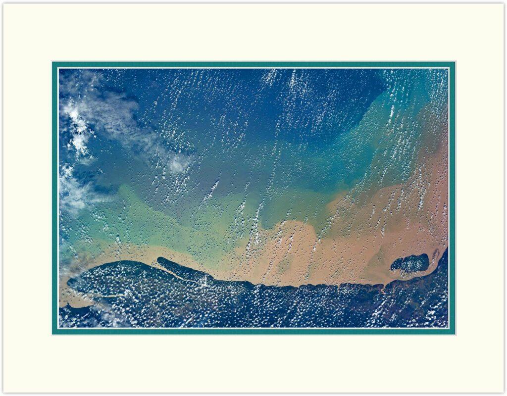 Coast of Brazil, Photograph