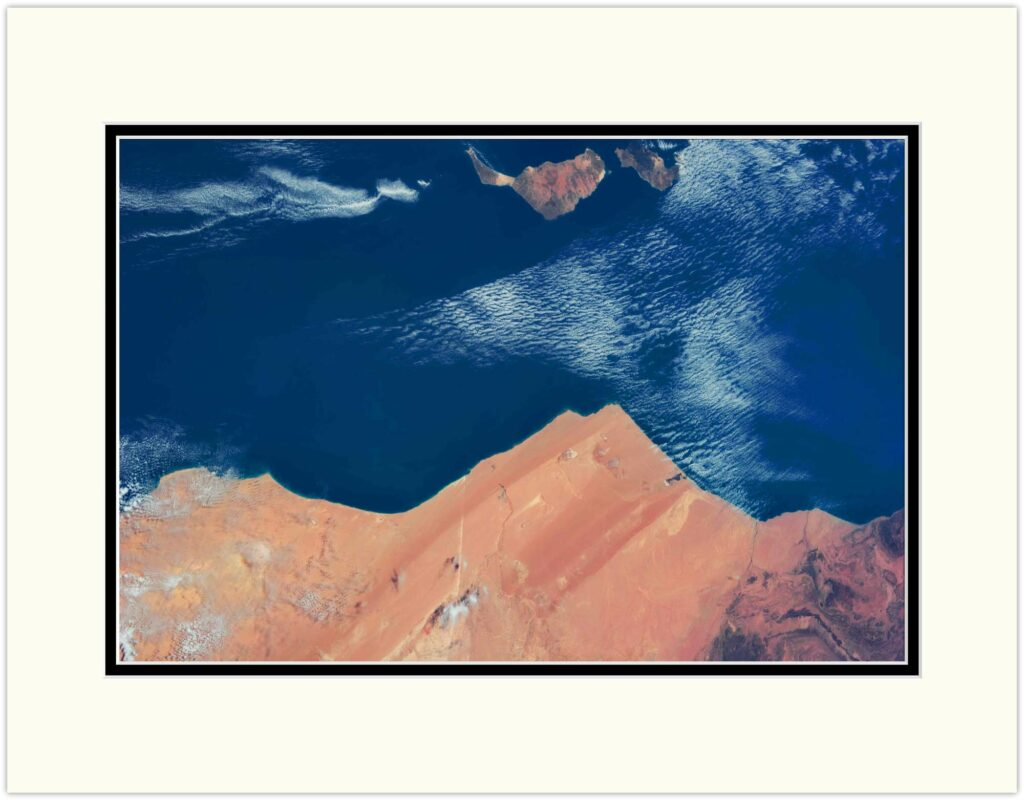 Coast of Morocco, Photograph